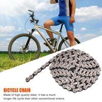 116 Links 7S8 Speed Mountain Bike Chain Bulk IG51 Freewheel Shift Chain for MTB
