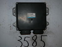 2008 2009 08 09 MAZDA 3 2.0L AT COMPUTER BRAIN ENGINE CONTROL ECU ECM MODULE