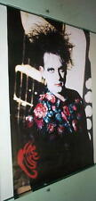 The Cure Robert Smith 1990 Vintage Poster Last One