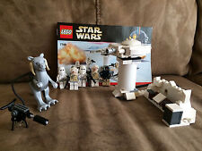 Lego Star Wars 7749 Echo Base w/ 5 Mnifigs 100% Set 2009 Retired 155pcs
