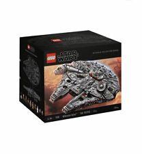 LEGO (75192) Star Wars Millennium Falcon 7541 Pieces Hard To Find Collectors Set