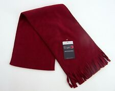 Damen Schal von Ergee Accessoires Micro Fleece Cassis Gr. 8 ca. 150 x 20 cm