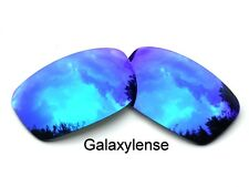 Galaxy Replacement Lenses For Oakley Fives Squared Sunglasses Sky Blue Polarize