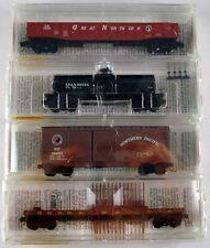 BN Merger Pack, Fallen Flags #5 (4 pack)   MTL 23252   N-scale  NIB