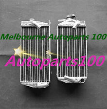 For HONDA CRF450R radiator 2015 2016 15 16 Brand New aluminum