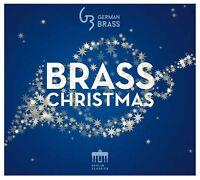 GERMAN BRASS - BRASS CHRISTMAS   CD NEU BACH/HÄNDEL/HUMPERDINCK/+
