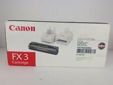Canon FX3 Genuine Toner Cartridge OEM CFX-L4000 CFX -L3500IF etc