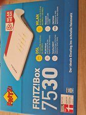 AVM FRITZ!Box 7530 Dual Band WLAN Router mit Integriertes VDSL Modem NEU OVP