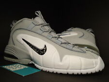 2011 Nike Air Max PENNY ONE 1 COOL WOLF GREY BLACK WHITE SILVER 311089-003 11.5