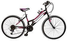 "Bicicletta MTB  GALANT LY24 LINCY 24 ragazza 24"" acciaio shimano 18V FUXIA"