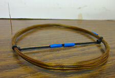 25 feet 30 AWG Silver PTFE polyimide film Wire Amber Solid very high quality