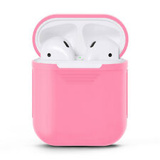 Colorful Silicone Shock Proof Protective Cover Case for Apple AirPods Earphones