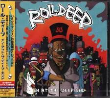 Roll Deep In At The Deep End Japan CD+2BONUS+1VIDEO - NEW