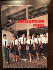 SINGAPORE 1986 - H/B D/W - £3.25 UK POST