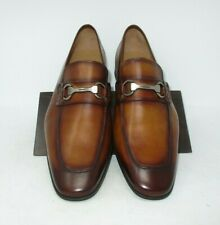Magnanni Rafa II Cognac Loafers size 11.5 US (18456-6) 1488