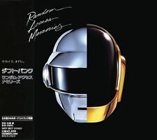 "DAFT PUNK ""RANDOM ACCESS MEMORIES"" JAPAN CD +1 BONUS TRACK *SEALED*"