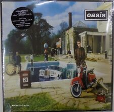 OASIS LP x 2 Be Here Now Heavyweight Vinyl + DOWNLOADS Unreleased Tracks