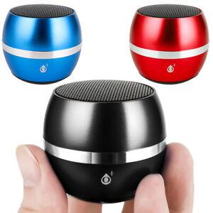Mini Wireless Bluetooth Speaker SUPER BASS Portable Microphone Loud Speakers