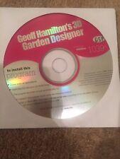 Geoff Hamiltons 3D Garden Designer PC CD Rom