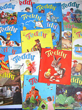 Lot Livres Ancien Teddy Kinderbücher 1959 - 1960 Deutsches jugendschriftenwerk