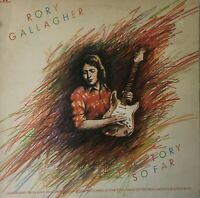 RORY GALLAGHER The Story So Far 1970s (Vinyl LP)