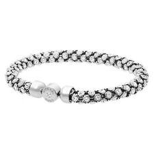 Michael Kors Mesh Silver Tone Bracelet MKJ4783040 Agsbeagle SALE
