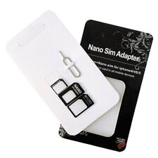 Virgin Mobile Canada Multi SIM Card Nano + Micro + Regular Triple Format LTE New