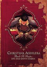 CHRISTINA AGUILERA: BACK TO BASICS - LIVE AND DOWN UNDER-DVD, R-4