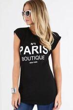 Maglie e camicie da donna camicetta nero taglia XS