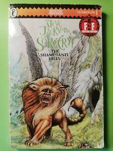 Steve Jackson Sorcery, Book #01, The Shamutanti Hills