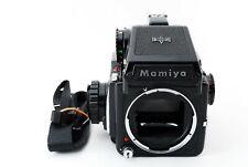Mamiya M645 + PD prism finder + 120 film insert [Excellent+] from Japan #1514