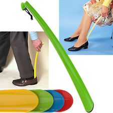 Shoe Horn Extra Long Plastic Shoe Boot Remover Mobility Aid Easily Slip On Shoes