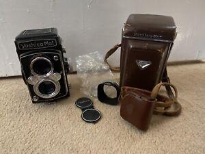 Vintage Camera, Yashica Mat, TLR Camera