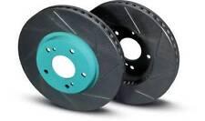 sale- Project Mu Pure Plus 6 Brake Rotors SPPM104-S6 for EVO 4 5 6 7 8 9 rear
