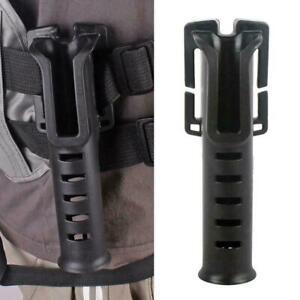 Belt Rod Holder Portable Pole inserter Fishing Rod rod Rack Multi-function N3O5