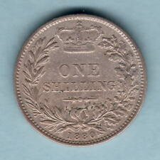 New listing Great Britain. 1880 Shilling. aVf
