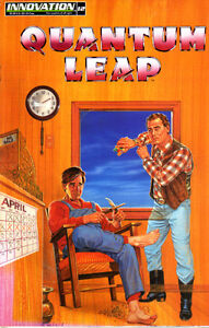 QUANTUM LEAP (1991) #12 - VFN - Back Issue