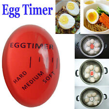 Egg Color Changing Timer Yummy Soft Hard Boiled Eggs Cooking Kitchen DS