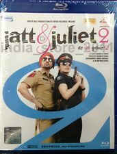 Jatt And Juliet 2 / Jatt & Juliet 2 (2013) Punjabi Movie Blu-ray, Neeru Bajwa,