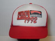 Vtg 1992 PAYLESS CASHWAYS Building Hardware Store Advertising SNAPBACK HAT CAP