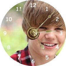 BRAND NEW Justin Bieber CD Clock