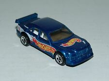 Hot Wheels Mercedes C Class - Race Tampos White Interior Sp5's - Thailand 1998