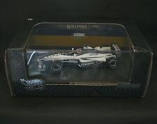 HOT WHEELS 1/43 WILLIAMS BMW FW22 COMPAQ #10 JENSON BUTTON 2000 - NEW WITH BOX