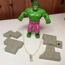 1979 Incredible Hulk Energize figure Marvel Remco