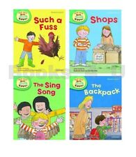 Oxford Reading Tree Biff Chip Kipper Phonics Collection Level 3 Phonics 4 Books