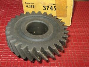 NOS 1958-1963 Chevrolet transmission 2nd gear..3 speed