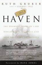 Haven: The Dramatic Story of 1,000 World War II Refugees and How They Came to Am
