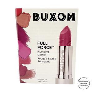 NEW Buxom Full Force Plumping Lipstick DOLLY DREAMER | 1.8g Mini Sample Size