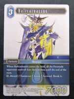 Halicarnassus 7-119H - Final Fantasy Cards # 2D93