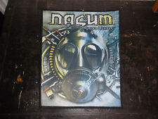 Nasum Patch Grindcore Insect Warfare Back Patch Backpatch